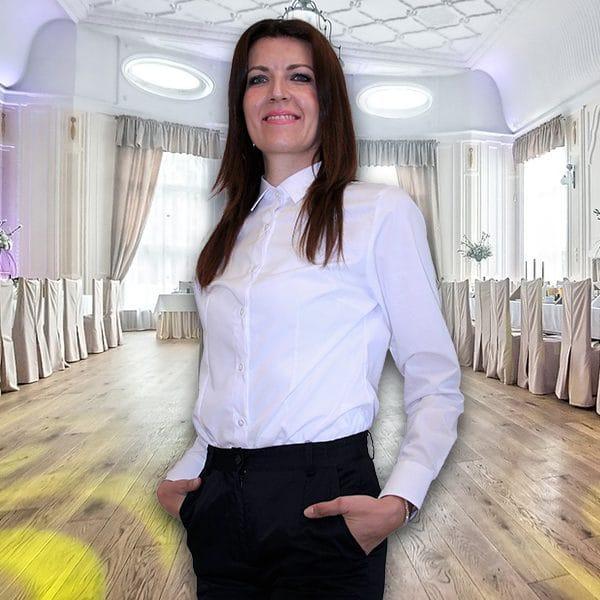 Košulja-ženska konobarska