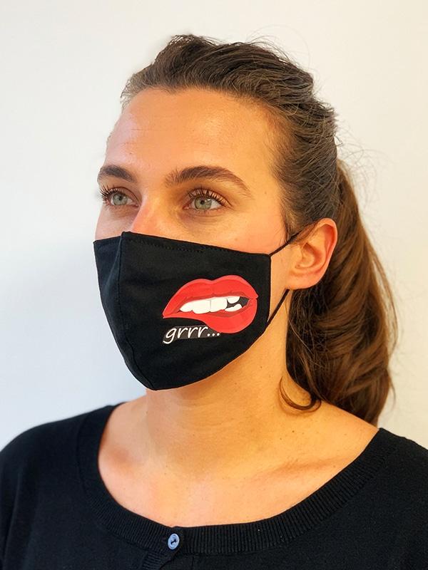 Maska grrrr
