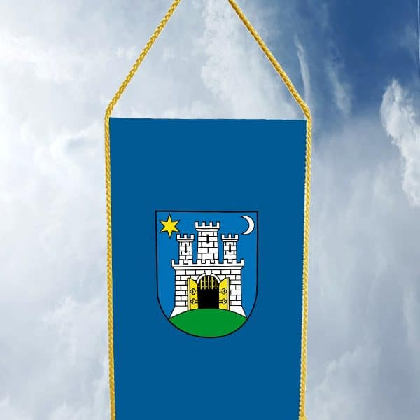 Stolna zastava-ZG